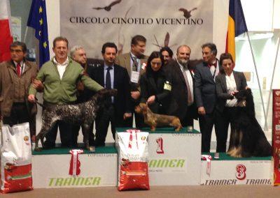 NDS di Vicenza 2017: 1° BOG e 1° BIS