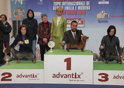 IDS di Modena 2010: Beata di Casa Mainardi 3° BOG