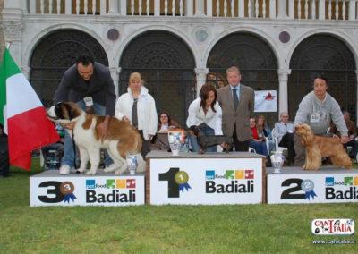NDS di Ravenna 2009: Beata di Casa Mainardi 1° JBIS