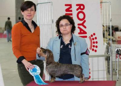Sociale ABC di Cesena 2013: Hello Kitty di Casa Mainardi BOB e Campione Sociale