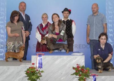 IDS di Bled 2013: Babuska di Casa Mainardi 3° BOG